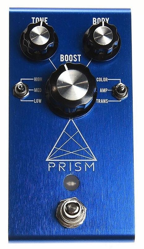 【レビューを書いて次回送料無料クーポンGET】Jackson Audio Prism Blue エフェクター [並行輸入品][直輸入品]【ジャクソン・オーディオ】【新品】