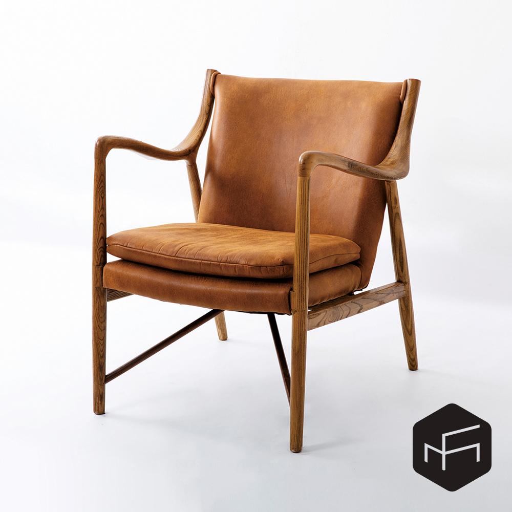 世界で最も美しいアームを持つチェア 当店一番人気 No.45 イージーチェアのリプロダクト Adagio 1 Seater チェア ソファ 好評 1人掛け 天然木 リプロダクト デザイナー 北欧 ローソファー イージーチェア アッシュ 1人暮らし おしゃれ