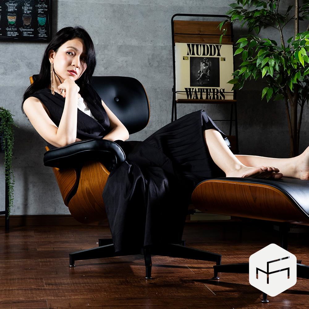 所有する喜び 憧れのラウンジチェア イームズデザインのリプロダクト Alexander チェア 椅子 イス メーカー公式 オットマン ソファ デザイナー ミッドセンチュリー 書斎 ラウンジチェア SALE イームズ 1人掛け アメリカン リビング リプロダクト