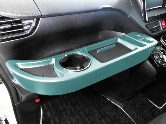 TOYOTA トヨタ ヴォクシー VOXY 80系専用 車内用 フロントテーブル HaltTable ハルトテーブル ボディーカラー DMMC