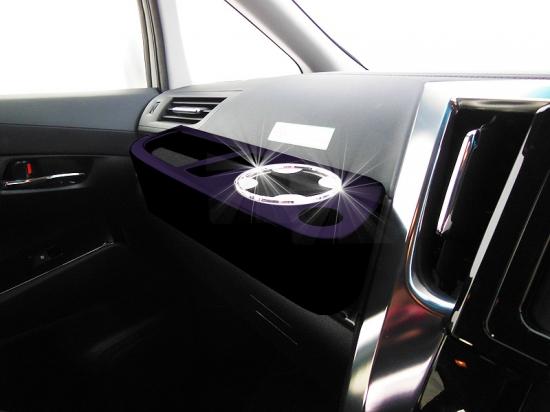 トヨタ VELLFIRE ヴェルファイア30系専用 車内用 フロントテーブル HaltTable(ハルトテーブル) ボディーカラー DMMC