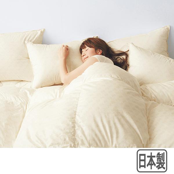 羽毛合い掛け布団(ダブル)/Sleepinggear