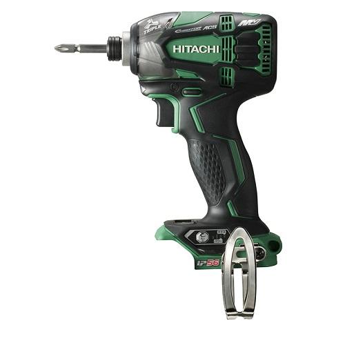 【1点限り】【あす楽】【電池・充電器別売り】日立工機 コードレスインパクトドライバ 緑 36V WH36DA(NN)