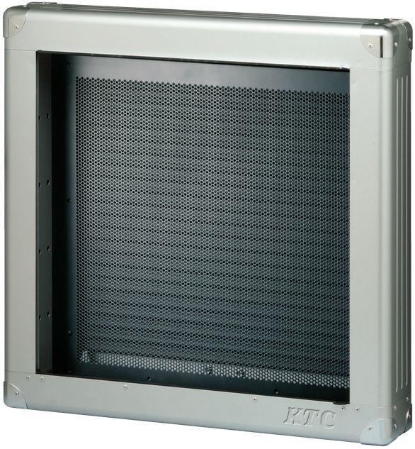 KTC(京都機械工具) 薄型収納メタルケース(パンチング仕様) EKS-101