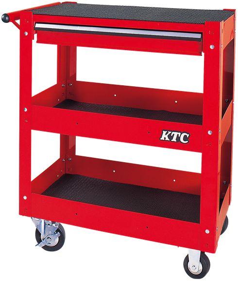 KTC(京都機械工具) ワゴン(3段1引出し) SKX2613