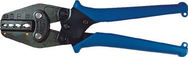 【メール便対応可】【あす楽】ロブテックス(エビ) ミニ圧着工具 AK112MA