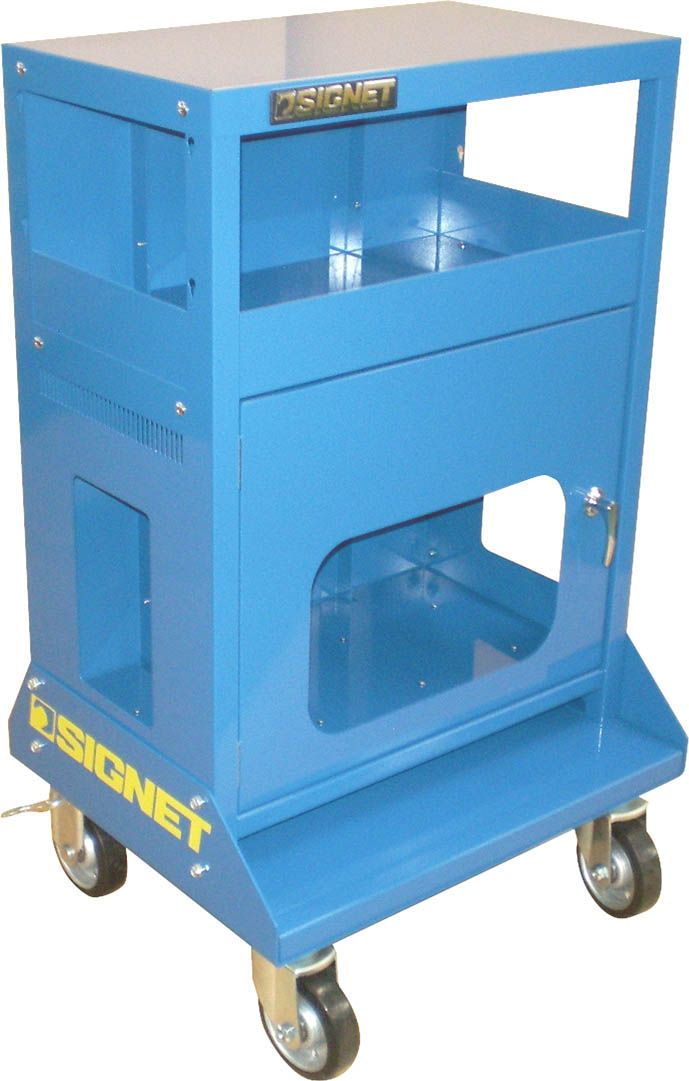 SIGNET(シグネット) ジェネレーターカート ブルー 54531