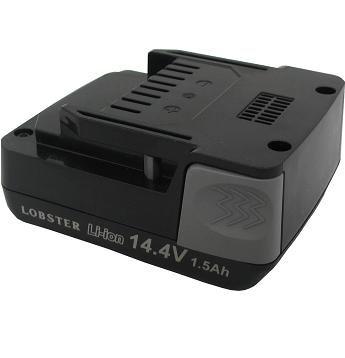 ロブテックス(エビ) コードレスリベッター用電池パック BPL1415