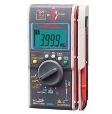 三和電気計器 ハイブリットミニテスタ ケース付 DG34a/C