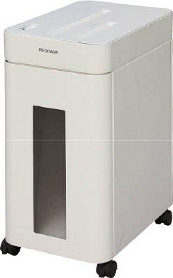 IRIS(アイリスオーヤマ) ペーパーシュレッダー ホワイト PS8HMI