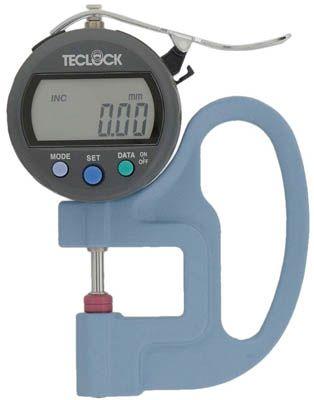 デジタルシックネスゲージ SMD-540J テクロック(TECLOCK)