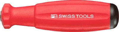 PB SWISS TOOLS 誕生日 お祝い ショップ 8215A スイスグリップ差替式ドライバーハンドル