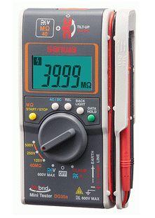 大勧め DG35a/C:工具屋のプロ 三和電気計器 ハイブリットミニテスタ ケース付 店-DIY・工具