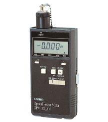 三和電気計器 光パワーメータ OPM37LAN