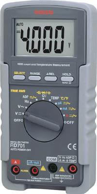 三和電気計器 デジタルマルチメータ RD701