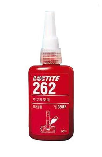 螺絲鎖頭液(50ml)262-50鎖頭緊湊的(LOCTITE)