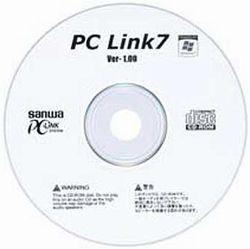供个人电脑连接使用的软件PC Link 7 SANWA(三和)