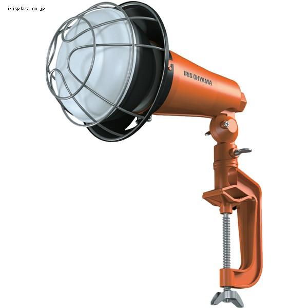 IRIS(アイリスオーヤマ) クランプ式交換電球型投光器3000lm LWT-3000CK