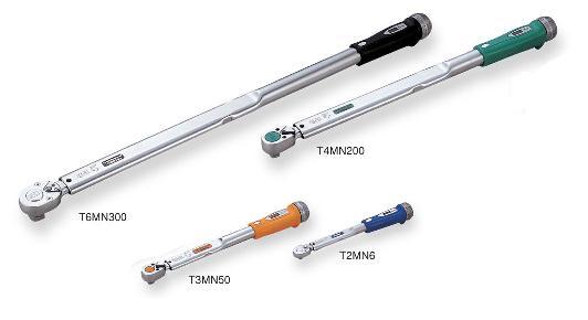 TONE(トネ) プレセット形トルクレンチ(ダイレクトセットタイプ) T3MN100