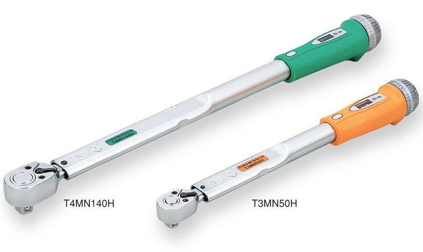 TONE(トネ) プレセット形トルクレンチ(ダイレクトセット・ホールドタイプ) T4MN200H
