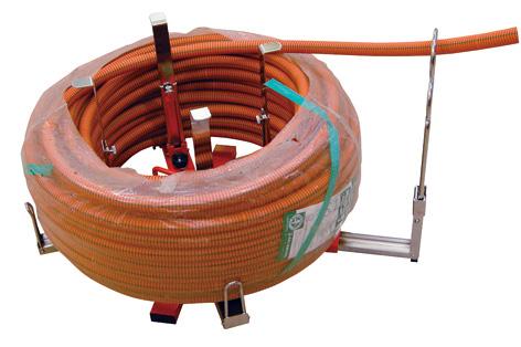 プロメイト(PROMATE/マーベル) CD管&ケーブルリール E-9908