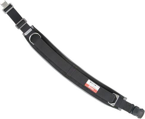 マーベル(MARVEL) 柱上安全帯用ベルト(ワンタッチバックル)左利きの方用 黒 MAT-170WBC