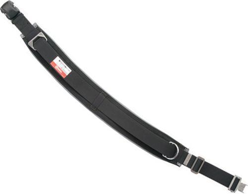 マーベル(MARVEL) 柱上安全帯用ベルト(ワンタッチバックル)L 黒 MAT-170WBL