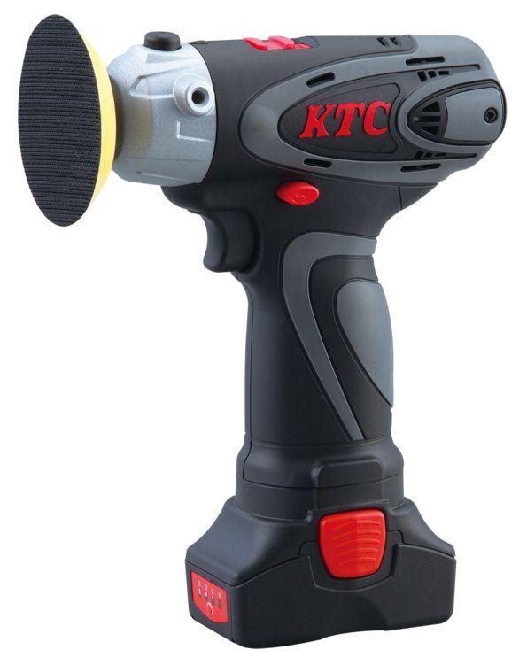 KTC(京都機械工具) コードレスポリッシャーセット 14.4V JTAE711