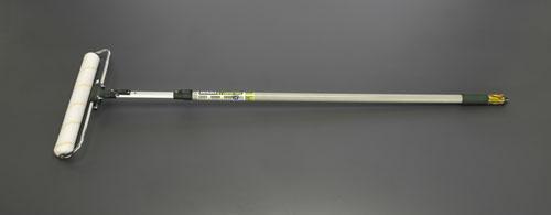 エスコ(ESCO) 460x1930-3500mm ローラー刷毛(伸縮ハンドル) EA109NW-203