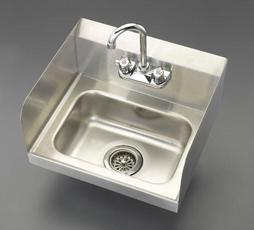 エスコ(ESCO) 442x385x245mm 手洗いシンク EA468EE-6