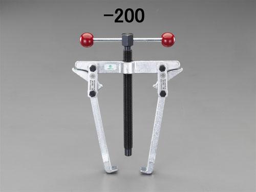 エスコ(ESCO) 150mm クイックアクションプーラー EA500BS-150
