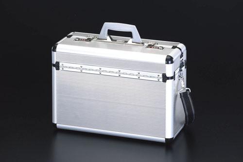 エスコ(ESCO) 440x180x300mm アルミケース EA502TA