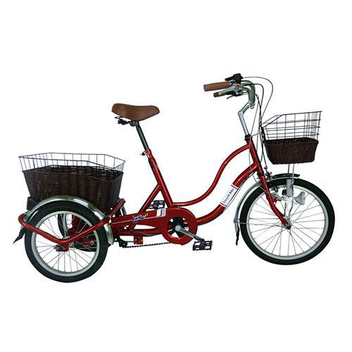 公式 エスコ(ESCO) 三輪自転車 エスコ(ESCO) 20インチ 20インチ 三輪自転車 EA986YB-21A, キモノ錦:4812da05 --- greencard.progsite.com