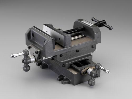 エスコ便利カタログNo.49:370P掲載 エスコ(ESCO) 150mm クロススライドバイス EA525DK-12