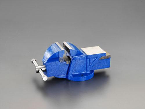 エスコ(ESCO) 125mm ベンチバイス EA525FC-13