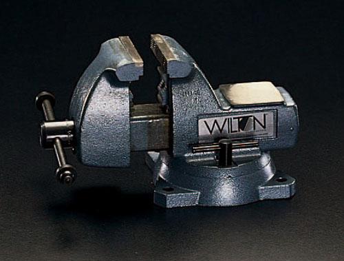 エスコ(ESCO) 150mm/0-146mm メカニックバイス(回転台付) EA525W-150