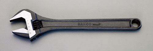 エスコ(ESCO) 450mm/53mm モンキーレンチ EA530B-450
