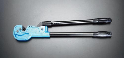 エスコ(ESCO) 8.0-38.0m 強力型圧着工具(裸端子用) EA538AH-1