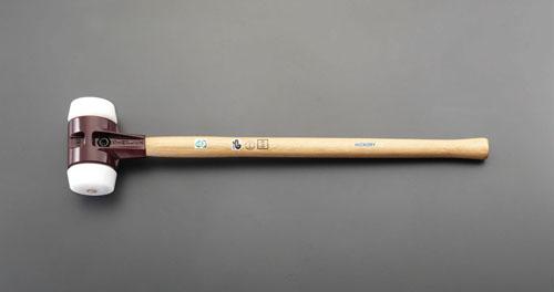 エスコ(ESCO) 3.2kg/80mm 大ハンマー(スーパープラスティック) EA575HC-1