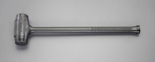 エスコ(ESCO) φ75mm/3000g 無反動ハンマー(ウレタン) EA575WT-71