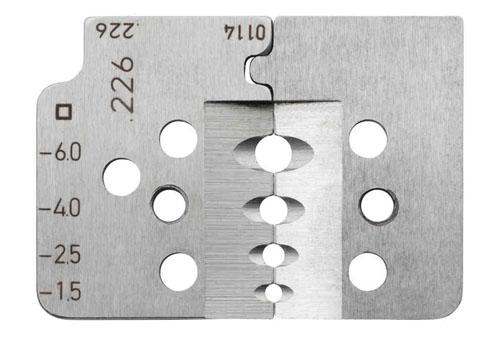 エスコ(ESCO) ケーブルストリッパー替刃(EA580KE-21用) EA580KE-22