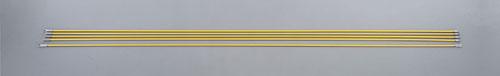 エスコ(ESCO) 4.5mmx1.5m FRP通線ロッド(5本組) EA597BM-6
