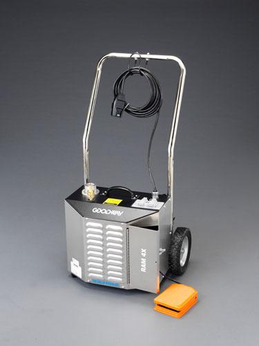当季大流行 店 エスコ(ESCO) 115V/0.75KW-50Hz EA115G-11:工具屋のプロ 電動チューブクリーナー-DIY・工具