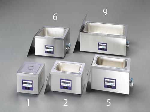 エスコ(ESCO) 5.8L 超音波洗浄機 EA115HD-5