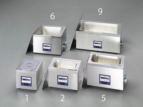 エスコ(ESCO) 20.4L 超音波洗浄機 EA115HD-9