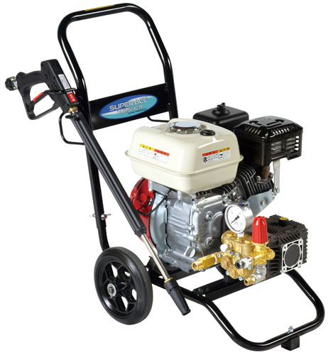 エスコ(ESCO) 5.0PS 高圧洗浄機(エンジン付) EA115JE-2A