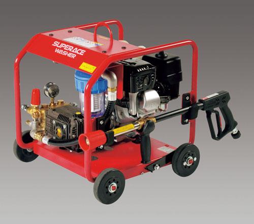 エスコ(ESCO) 3.7kW 高圧洗浄機(エンジン付) EA115JF-1A