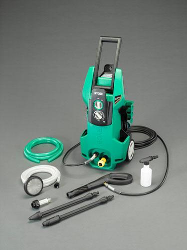 エスコ(ESCO) AC100V/1.4KW 高圧洗浄機 EA115TR-6