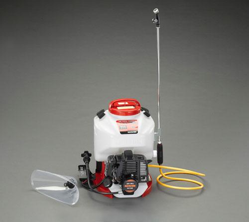 エスコ(ESCO) 10.0L エンジン付・噴霧機(背負い型) EA115YB-21