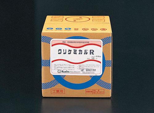 エスコ便利カタログNo.49:49P掲載 デポー 今だけ限定15%OFFクーポン発行中 エスコ ESCO 10kg EA119-4 冷温水配管鉄錆洗浄剤 クリケミカルR